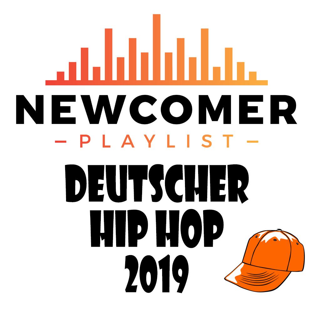 COVER NEU 1000px Newcomer Playlist Deutscher Hip Hop